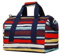 Sac de voyage cabine Reisenthel Allrounder M 40 cm Artist stripes bleu XGcPBr