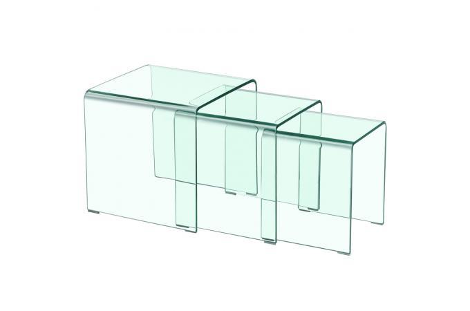 b0a70bace7ac3 Table Basse Gigogne Transparente
