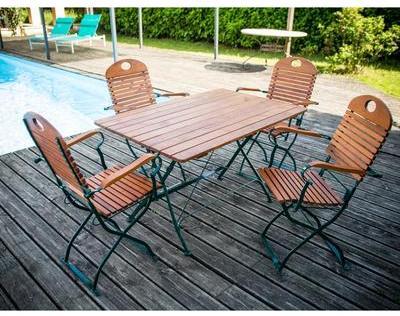 Catgorie salon de jardin page 23 du guide et comparateur d 39 achat - Salon de jardin acacia et alu ...