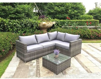 Catgorie salon de jardin page 14 du guide et comparateur d 39 achat - Salon de jardin gris clair ...