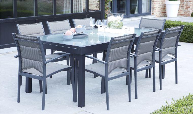 Emejing Table De Jardin Aluminium Auchan Images - Amazing House ...