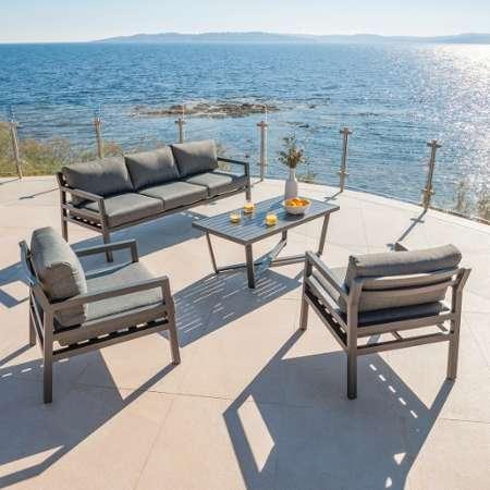 Stunning Salon De Jardin Mykonos Luxe Photos - House ...