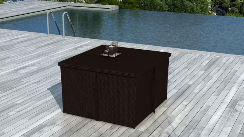 cat gorie salon de jardin marque delorm page 1 du guide et comparateur d 39 achat. Black Bedroom Furniture Sets. Home Design Ideas