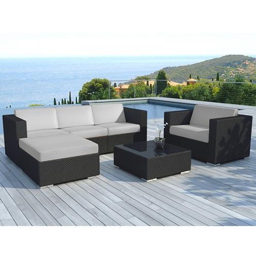 Stunning Salon De Jardin Lamia Gris Ideas - Amazing House Design ...
