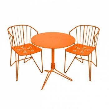 Best Table De Salon De Jardin Orange Gallery - Awesome Interior ...