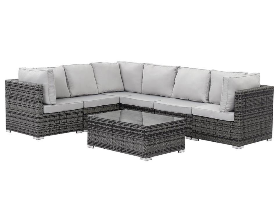 catgorie salon de jardin page 8 du guide et comparateur d 39 achat. Black Bedroom Furniture Sets. Home Design Ideas