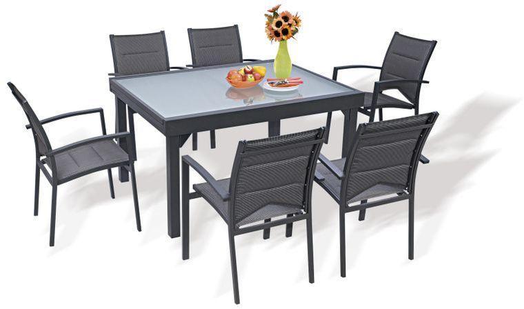 catgorie salon de jardin page 3 du guide et comparateur d 39 achat. Black Bedroom Furniture Sets. Home Design Ideas