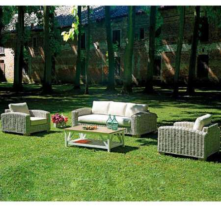 Canapé 3 places et 2 fauteuils CHESTERFIELD - Velours noir ...