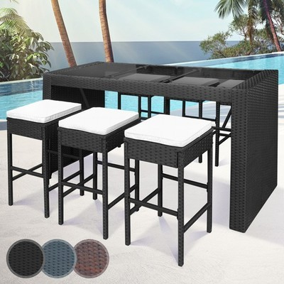 catgorie salon de jardin page 6 du guide et comparateur d 39 achat. Black Bedroom Furniture Sets. Home Design Ideas