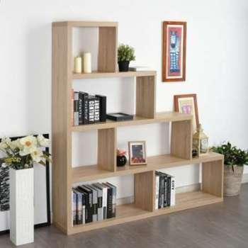 etag re en escalier berck imitation ch ne de sonoma mooved. Black Bedroom Furniture Sets. Home Design Ideas