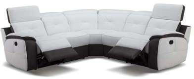 60de4f9e544 canape d angle relaxation electrique places foster