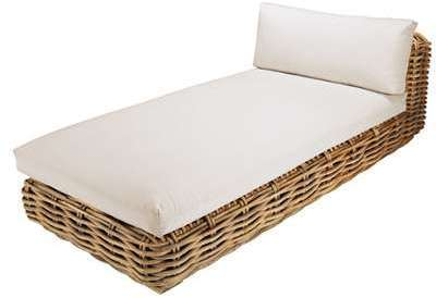m ridienne de jardin alu et r sine. Black Bedroom Furniture Sets. Home Design Ideas