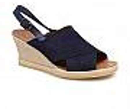 7eb1d1c4990748 Sandales compensées - Sandales