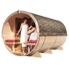 Cat gorie sauna du guide et comparateur d 39 achat - Sauna exterieur jardin moderne ...
