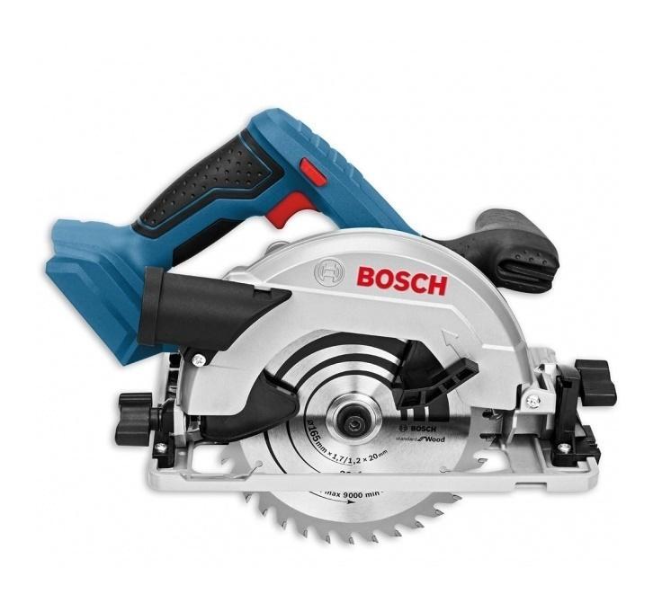 Scie circulaire bosch pro sans fil gks 18v 57g 165mm bosch version solo sans batterie ni - Scie circulaire bosch pro ...