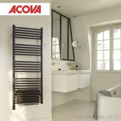 Sèche-serviette Soufflant ACOVA - REGATE Twist + Air électrique ... 79e9646ff9eb