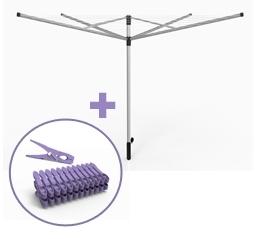 Catgorie schoir linge du guide et comparateur d 39 achat for Etendoir a linge exterieur parapluie