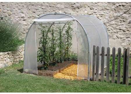 Serre de jardin de la catégorie Equipement et mobilier de ...