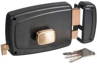 Cat gorie serrure page 4 du guide et comparateur d 39 achat - Serrure de securite pour porte de garage ...