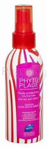 phytoplage voile protecteur anti sel anti chlore cheveux normaux secs 125ml. Black Bedroom Furniture Sets. Home Design Ideas