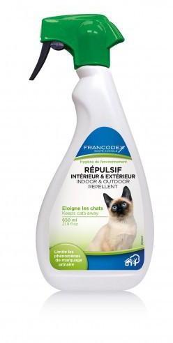 Cat gorie soins pour lanimal du guide et comparateur d 39 achat for Repulsif pour chat sur tissu pour interieur
