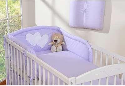 terre cdrap housse bb 100 coton blanc 70x140 bonnet 1. Black Bedroom Furniture Sets. Home Design Ideas