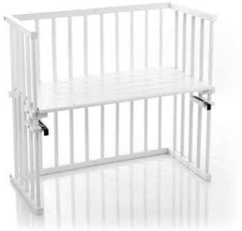 babybay berceau lit cododo midi verni blanc. Black Bedroom Furniture Sets. Home Design Ideas