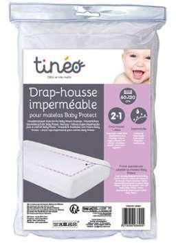 tineo matelas baby protect 70x140x16 cm. Black Bedroom Furniture Sets. Home Design Ideas