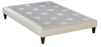 sommier tapissier 80x200 sommier dunlopillo anthracite x. Black Bedroom Furniture Sets. Home Design Ideas