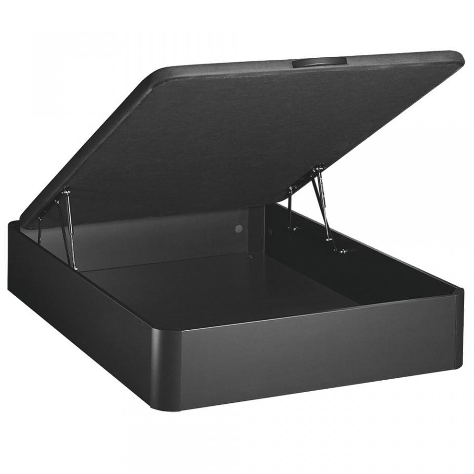 someo clit coffre en bois 140x200 tiago. Black Bedroom Furniture Sets. Home Design Ideas