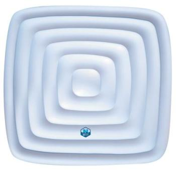 Aquamarina spa gonflable rond 4 places for Piscine carre gonflable