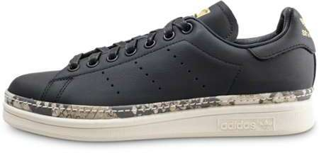 innovative design 34b19 6343b Stan Smith New Bold Noire