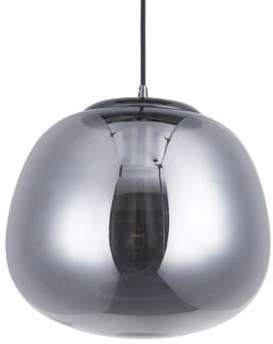 Non suspension boule cuivre for Suspension boule noire