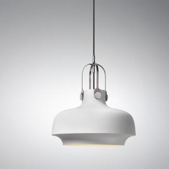 Pipe 3 led suspension lamp decor walther ambientedirect com - Copenhagen