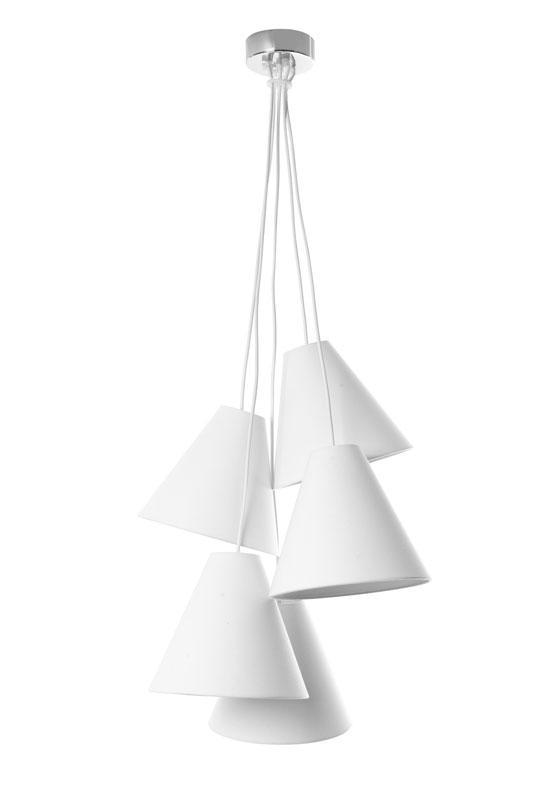 Catgorie suspension du guide et comparateur d 39 achat for Suspension blanche design