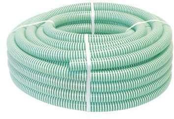 Wiltec 25m tuyau de bassin annel et arm souple 38mm 1 1 2 - Adaptateur pour tuyau annele 32 38 pour piscine hors sol ...
