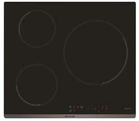table de cuisson induction brandt 7200 w bpi6315b. Black Bedroom Furniture Sets. Home Design Ideas