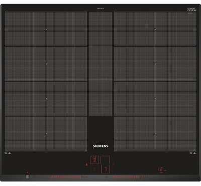 Siemens table de cuisson induction 60cm 4 feux 7400w noir iq700 ex651lyc1f - Induction ou vitroceramique consommation ...