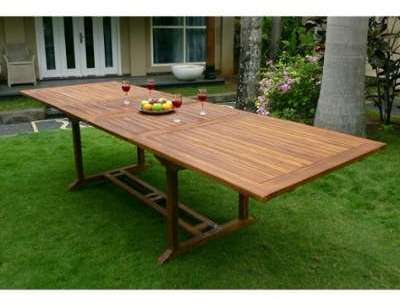 Cat gorie table de jardin page 14 du guide et comparateur d 39 achat - Table de jardin rallonge papillon ...