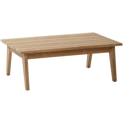 Table basse beton cire maison du monde Maison du monde table jardin