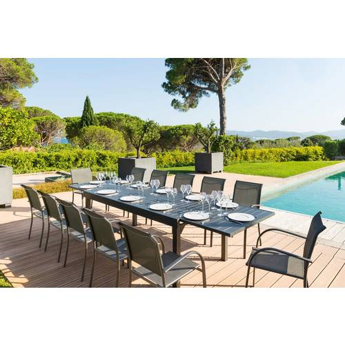 Garden La Piazza: Catgorie Table De Jardin Du Guide Et Comparateur D'achat