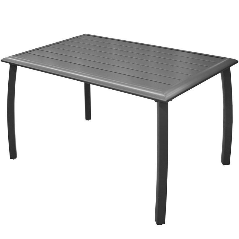 Catgorie table de jardin du guide et comparateur d 39 achat - Effet jardin lattes ...