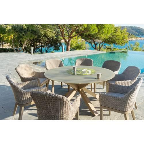 Catgorie table de jardin du guide et comparateur d 39 achat for Achat table jardin