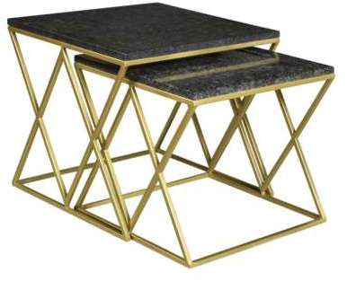 tables triangulaire ronde basses gigognes ovale anthracite Y6gbf7y