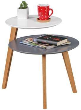 Table basse scandinave grise interesting table basse scandinave with table basse scandinave - Set de table scandinave ...