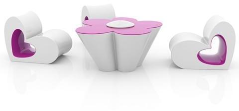 fleurs pour filles lit denfant. Black Bedroom Furniture Sets. Home Design Ideas