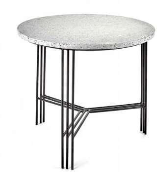 rendez table basse en m tal valdo cuivre soldes. Black Bedroom Furniture Sets. Home Design Ideas