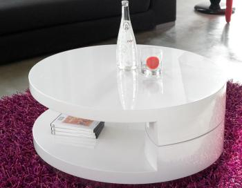 Catgorie tables basses page 2 du guide et comparateur d 39 achat - Table basse design ronde ...