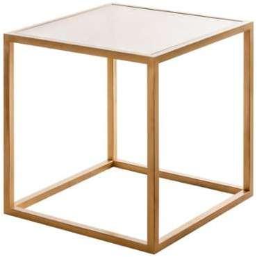 bout de canap carr bois moderne amadeus. Black Bedroom Furniture Sets. Home Design Ideas