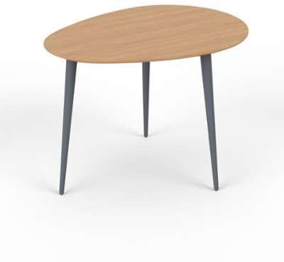 Catgorie tables basses page 11 du guide et comparateur d 39 achat - Table basse ovale scandinave ...
